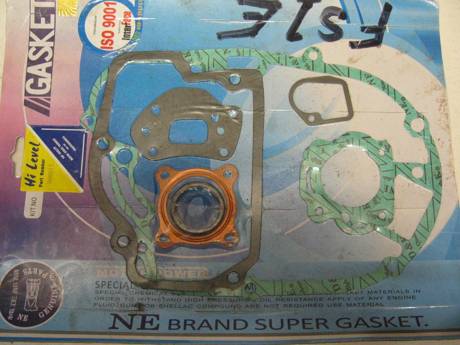 998015 Full Gasket Set FS1DX FS1E Yamaha FS1 FS1SE 74-89