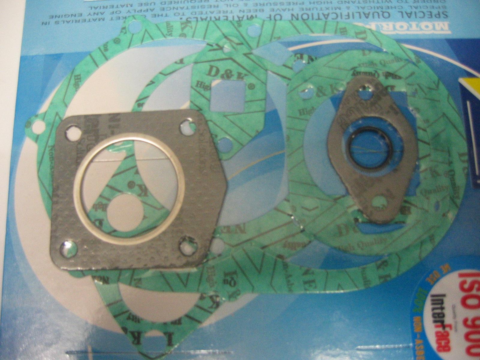 Complet Jeu Joints D/'étanchéité pour Franco Morini S5 KTM LEM Husky Boy Malaguti 50cc