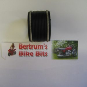 MOTORCYCLE-EXHAUST-TAILPIPE-RUBBER-JOINT-YAMAHA-RD250-RD-INCLUDES-PAPER-GASKET-291328727352