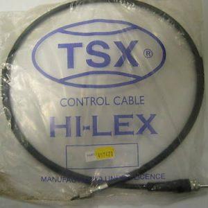 SUZUKI-BANDIT-400-DR-TS-125-GSX-1100-750-SPEEDO-CABLE-260326470893