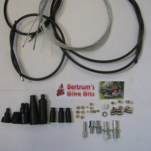 Universal-SplitDual-Throttle-Motorcycle-Cable-Kit-wJunction-301688032394