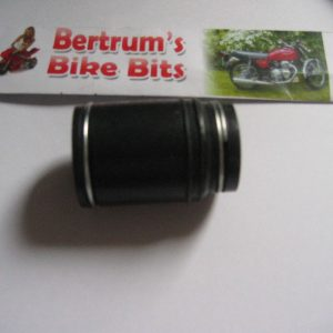 MOTORCYCLE-EXHAUST-TAILPIPE-SILENCER-RUBBER-JOINT-REDUCER-DT-YAMAHA-301159675466